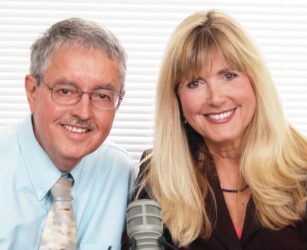 Former Co-Hosts, Frank Newton and Patti Teel
