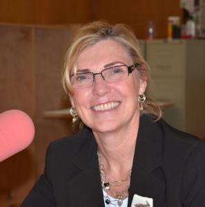 Lynda Tanner, Executive Director of Visiting Nurse & Hospice Care