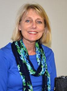 Rochelle Rose, Fund Development Director of People's Self-Help Housing