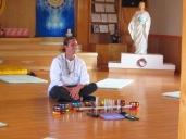 Anthony Giannini, Sound Healer at Sedona Mago Retreat