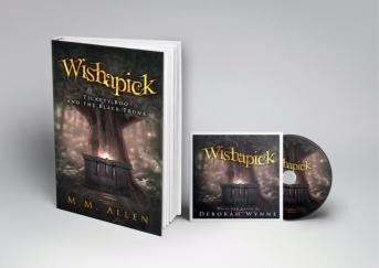 Wishapick Children's book by M.M. Allen and Companion Musical Recording by Deborah Wynne