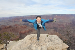 Sayong Kim, COO and trainer at Sedona Mago Retreat